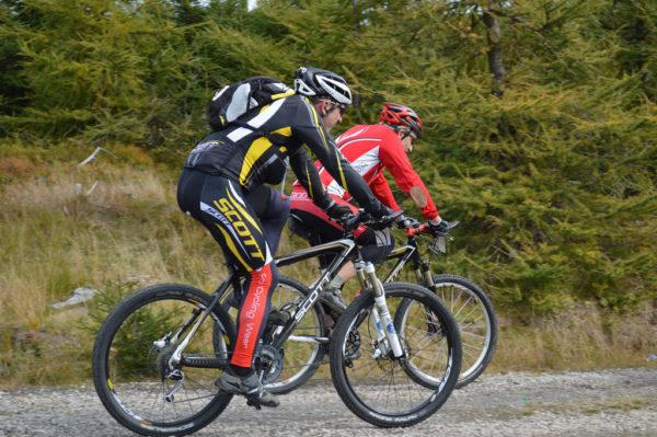 mountain bike Champorcher