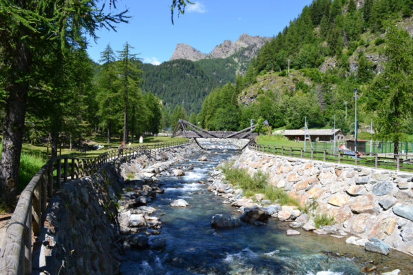 Champorcher Valle d'Aosta