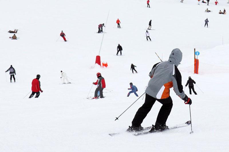 Sci nordico Valle d'Aosta